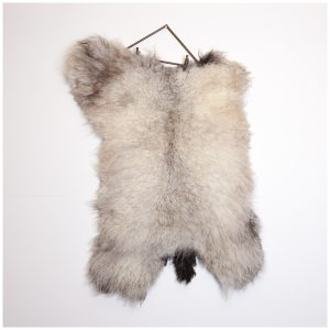felted sheepskin
