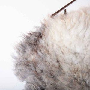 felted sheepskin