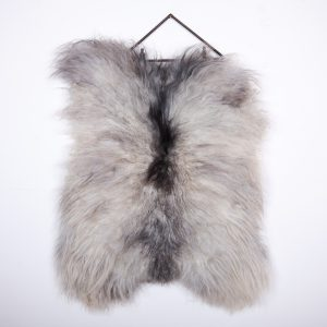 felted sheepskins